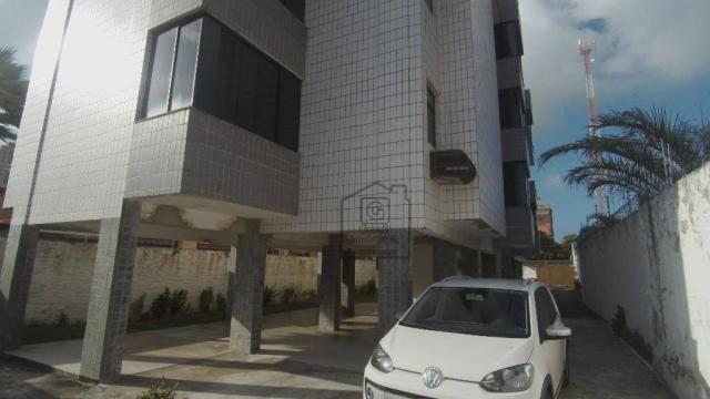 Apartamento com 2 dormitórios à venda, 130 m² por R$ 200.000 - Nova Descoberta - Natal/RNL - Foto 3