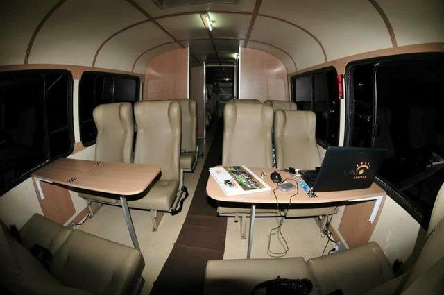 Motorhome Scania 12 pessoas - Foto 4