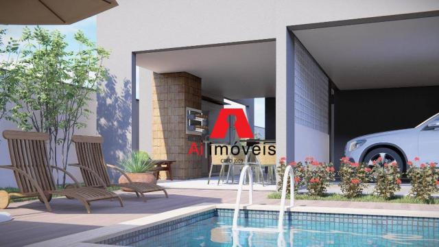 Lançamento: Belo Horizonte Residencial. Apartamento medindo 61,20m², Rio Branco. - Foto 11