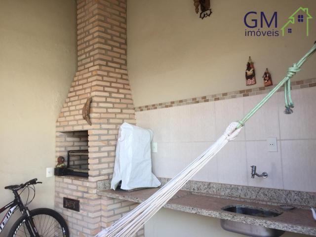 Casa a venda / condomínio rk / 03 quartos / churrasqueira / aceita apartamento de menor va - Foto 17