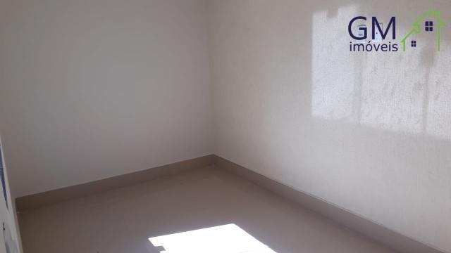 Casa a venda / condomínio jardim europa ii / 03 quartos / churrasqueira / garagem / aceita - Foto 8