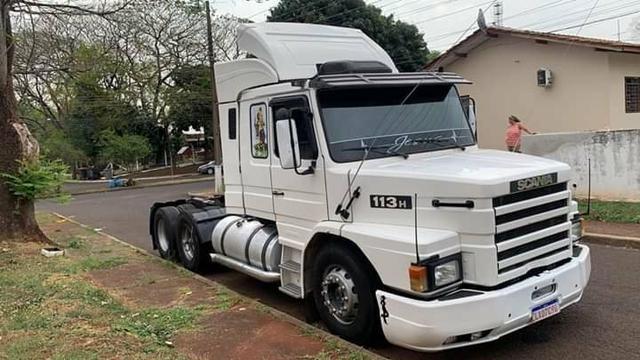 Vende se Scania 113 - 93 td revisado