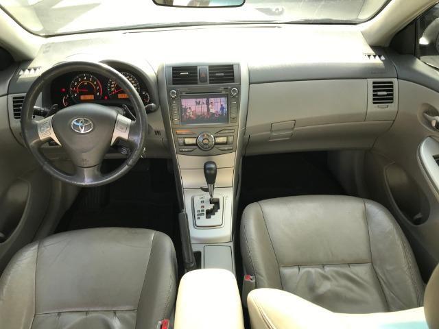 Toyota Corolla 2.0 Xei Aut. 2010/2011 Impecável - Foto 5