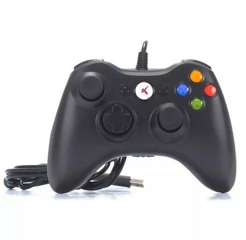 Joystick para Xbox 360 com fio ( Loja na Cohab) Total Segurança em Sua Compra - Foto 3