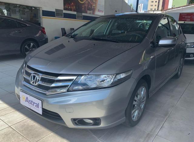 HONDA CITY 2013/2014 1.5 LX 16V FLEX 4P AUTOMÁTICO