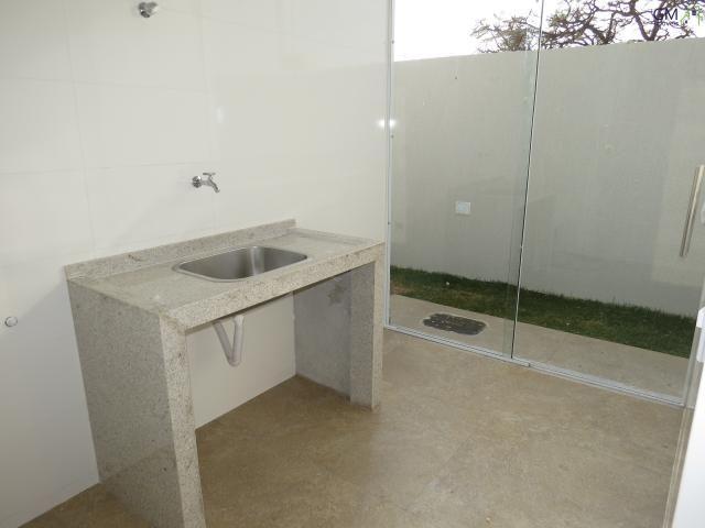 Casa a venda / condomínio alto da boa vista / 3 quartos / churrasqueira / garagem - Foto 9