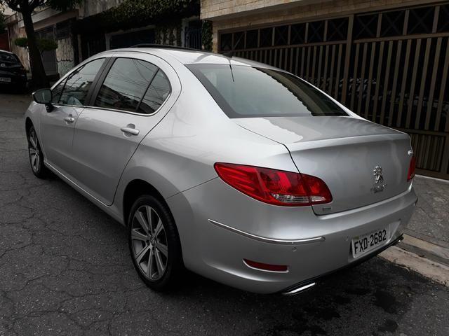 408 1.6 THP Motor BMW _ Carro Muito Novo - Foto 6