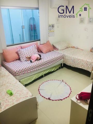 Casa a venda / condomínio rk / 03 quartos / churrasqueira / piscina / aceita casa de menor - Foto 16
