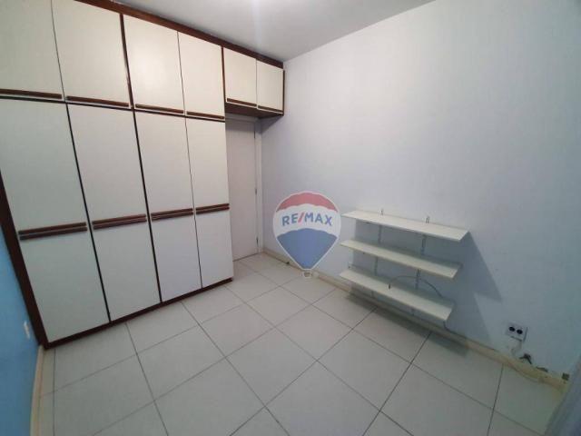 Apartamento com 3 dormitórios à venda, 130 m² por r$ 800.000 - jardim guanabara - rio de j - Foto 10