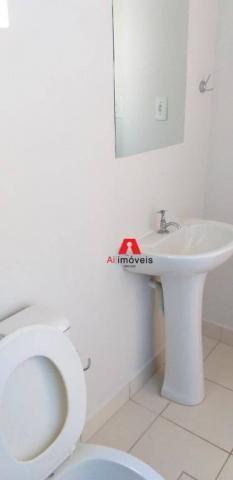 Apartamento com 2 dormitórios à venda ou locação, 71 m² por r$ 280.000 - portal da amazôni - Foto 13