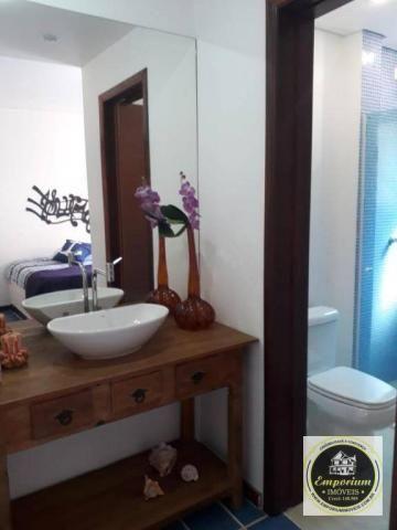 Casa com 5 dormitórios à venda, 300 m² por r$ 1.700.000 - riviera são lourenço - bertioga/ - Foto 17