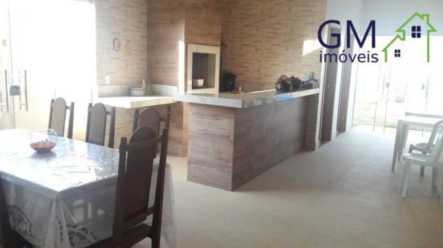 Casa a venda / condomínio alto da boa vista / 3 quartos / suites / churrasqueira / piscina - Foto 16