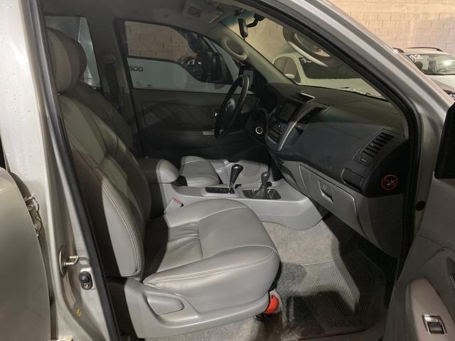 Toyota Hilux SRV 3.0 automática TOP - Foto 7