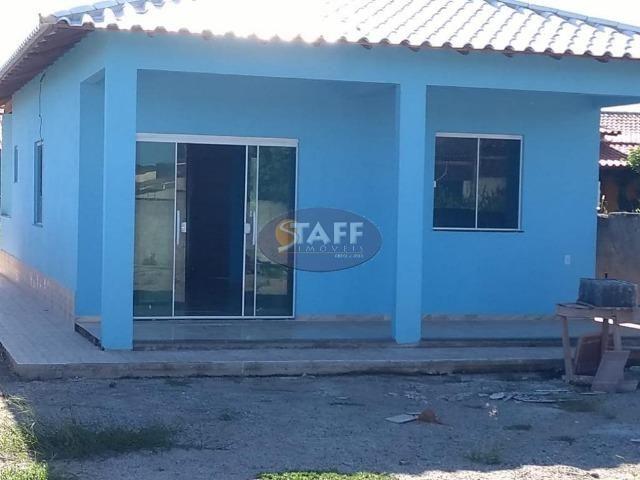 OLV-Casa com 2 dormitórios à venda, 90 m² por R$ 140.000 - Unamar - Cabo Frio/RJ CA1013 - Foto 2