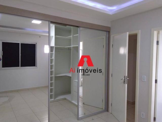 Apartamento com 2 dormitórios e 1 suíte com closet, para alugar, 110 m² por r$ 2.600/mês - - Foto 18