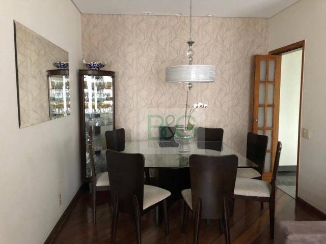 Apartamento com 3 dormitórios à venda, 128 m² por r$ 1.000.000 - tatuapé - são paulo/sp - Foto 3