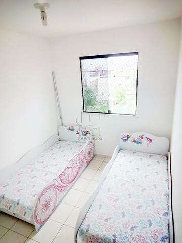 Apartamento Amplo, Financiável, 2/4 (1 Suíte), Condomínio, Garagem; Itapuã-HP022 - Foto 8