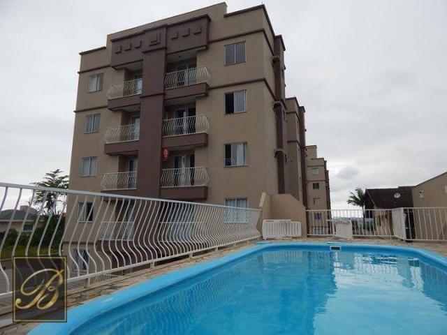 Apartamento com 2 dormitórios à venda, 58 m² por R$ 230.000 - Boa Vista - Joinville/SC
