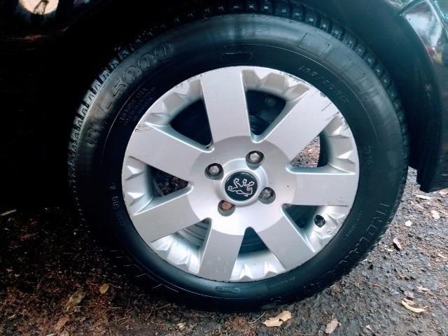 Ágio! Parcela de R$ 269! Peugeot 207 1.4 2012 completo!!! - Foto 7