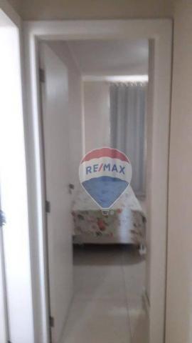 Apartamento com 2 dormitórios à venda, 75 m² por r$ 340.000,00 - tauá - rio de janeiro/rj - Foto 6