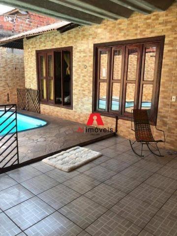 Casa a venda no conjunto tucumã. 04 dormitórios sendo 01 suíte. 222,m². - Foto 2
