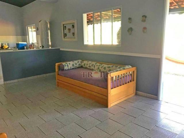 Casa na praia com 2 dormitórios à venda, 180 m² por r$ 510.000,00 - morada praia - bertiog - Foto 9