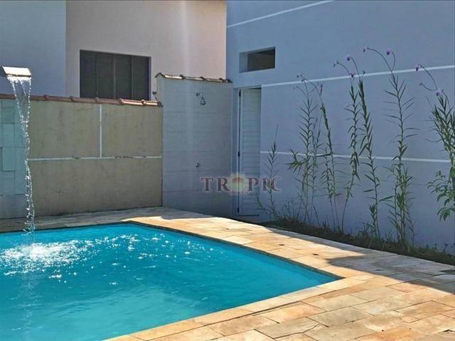 Casa na praia com 2 dormitórios à venda, 180 m² por r$ 510.000,00 - morada praia - bertiog - Foto 2
