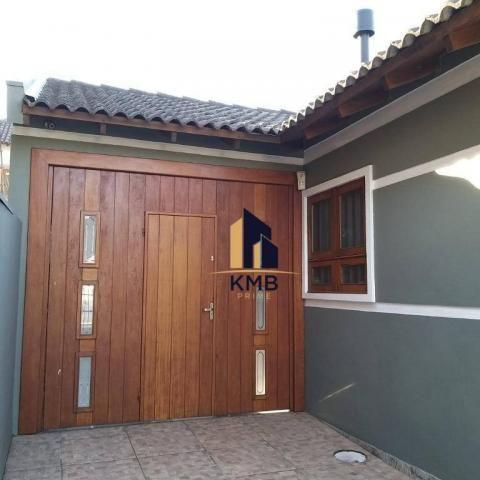 Casa com 3 dormitórios à venda, 94 m² por r$ 468.000 - parque da matriz - cachoeirinha/rs - Foto 16