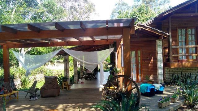 Sítio com linda casa próximo a RS 239 - Sapiranga e Araricá