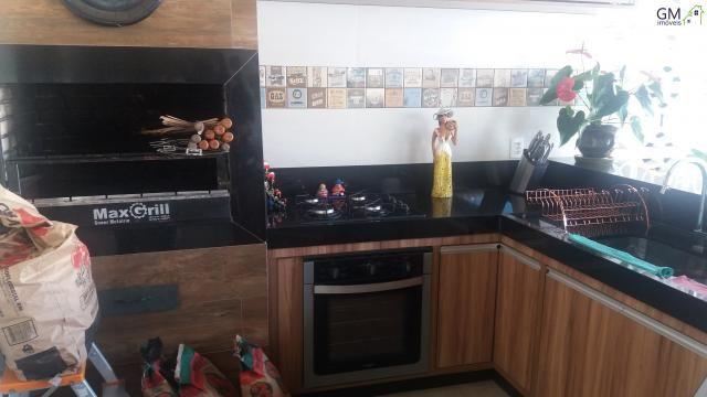 Casa a venda / condomínio solar de athenas / grande colorado / 4 quartos / churrasqueira / - Foto 4