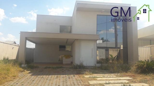 Linda casa a venda / condomínio alto da boa vista / 4 quartos / churrasqueira / piscina /