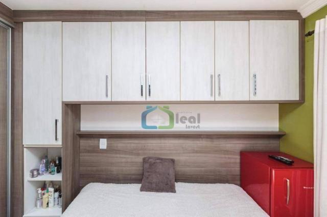 Sobrado com 2 dormitórios à venda, 76 m² por r$ 371.000 - parque maria helena - são paulo/ - Foto 14