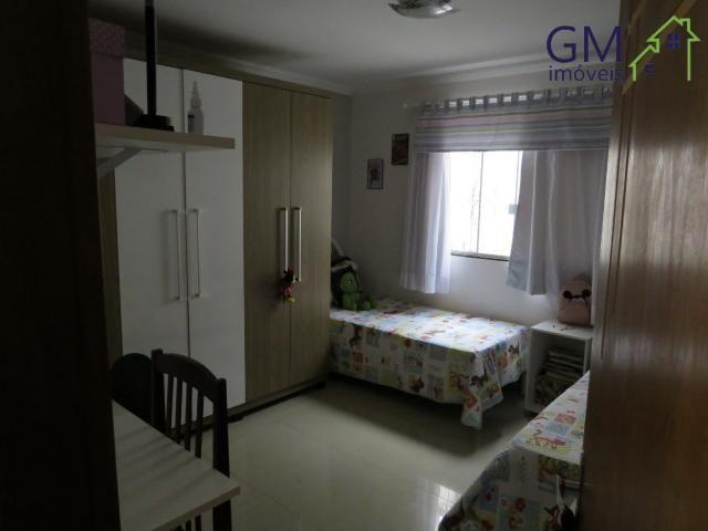 Casa a venda quadra 08 / 03 quartos / sobradinho df / churrasqueira - Foto 13