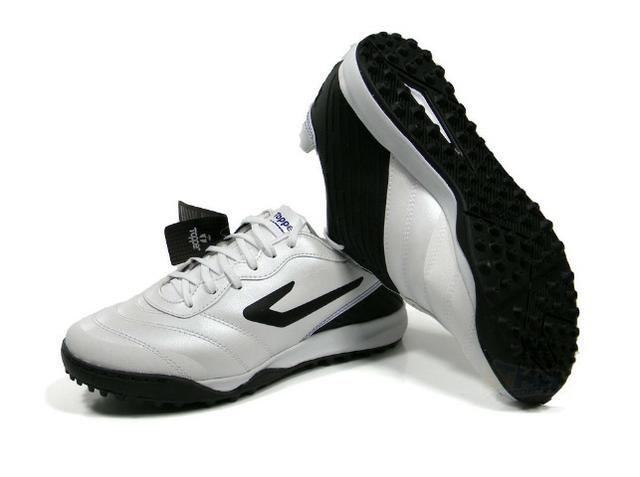 4288622e5d000 Tenis Futsal Topper Dominator TD Coral tamanho adulto - Esportes e ...