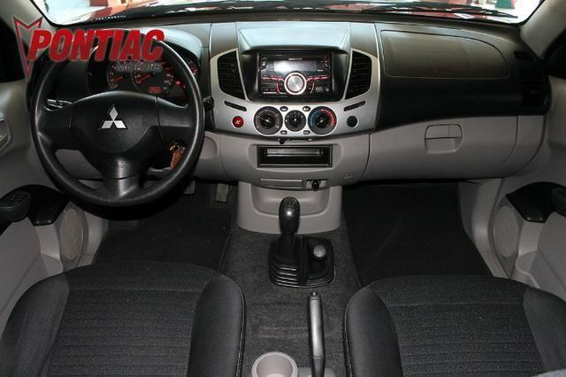 Mitsubishi L200 Triton 3.2 Glx Diesel 2017 - Foto 10