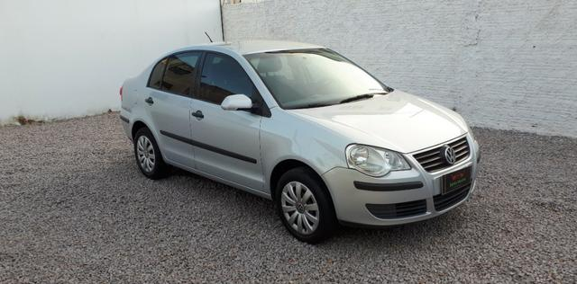 Volkswagen Polo Sedan 2009/2010 1.6 MI 8V Flex 4P Manual