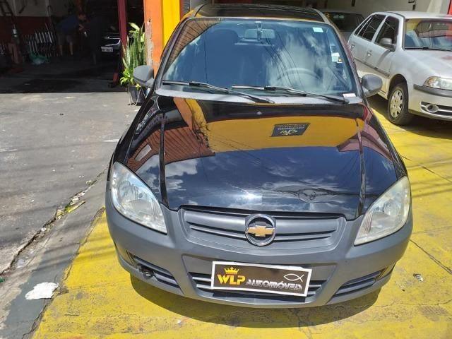 Gm - Chevrolet Celta Entrada 1500 financie com score baixo - Foto 7