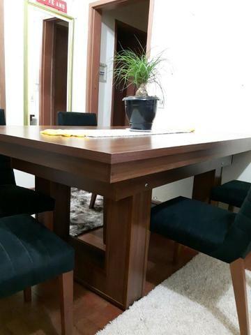 Mesa de Bilhar e Sinuca com Jantar