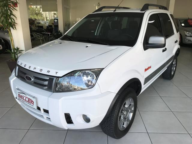 FORD ECOSPORT 2011/2012 1.6 FREESTYLE 8V FLEX 4P MANUAL