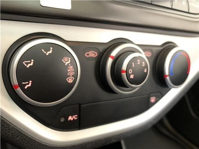 Kia Picanto 1.0 ex 12v flex 4p automático - Foto 11