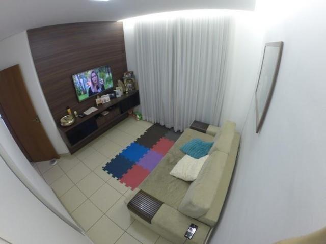 Apartamento com 3 dormitórios à venda, 90 m² por R$ 450.000,00 - Caiçara - Belo Horizonte/