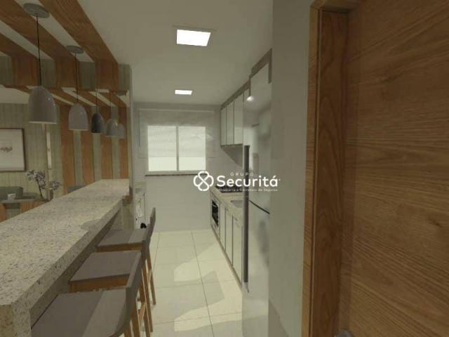 8413 | Apartamento à venda com 2 quartos em Canadá, Cascavel - Foto 4