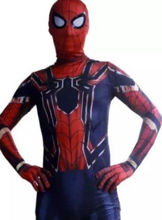Aranha ferro adulto