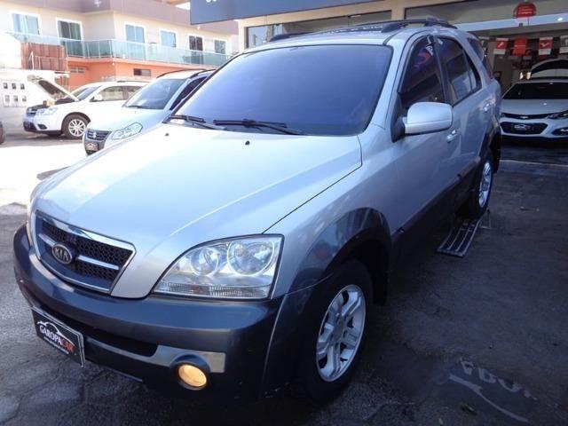 Kia - Sorento 2.5 EX CR3 Diesel 4x4 Top - 2005 - Foto 3