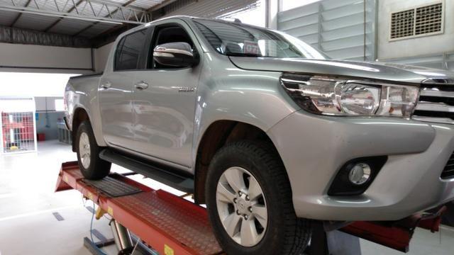 Toyota hilux srv cd aut 2017 - Foto 2
