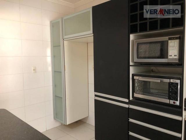 Apartamento com 2 dormitórios para alugar, 99 m² por R$ 3.100,00/mês - Canto do Forte - Pr - Foto 20