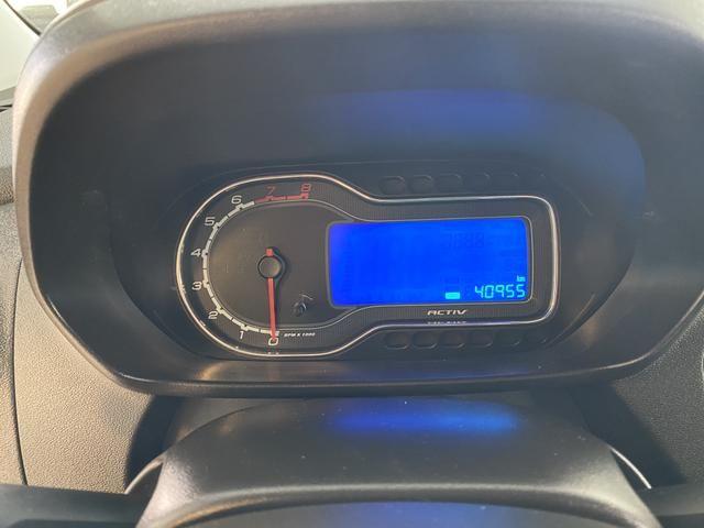 Spin Active 1.8 automático 17/18 com Gnc 5 passageiros - Foto 7