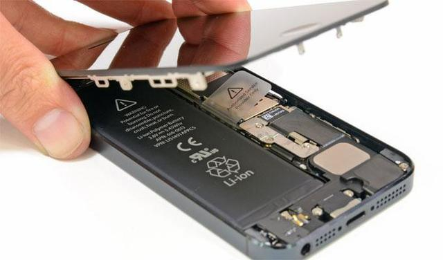 Assistência técnica especializada em iPhone seu iPhone molhou quebrou travou consertamos - Foto 2