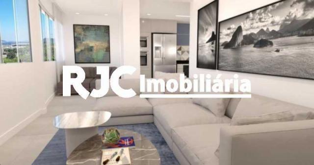 Apartamento à venda com 2 dormitórios em Glória, Rio de janeiro cod:MBAP24787 - Foto 3
