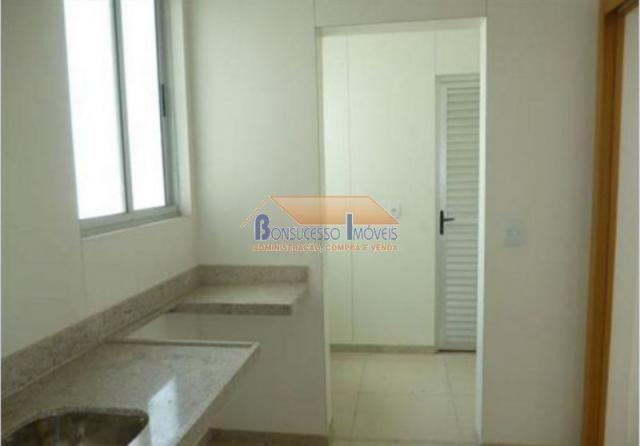 Cobertura à venda com 3 dormitórios em Ouro preto, Belo horizonte cod:32230 - Foto 3